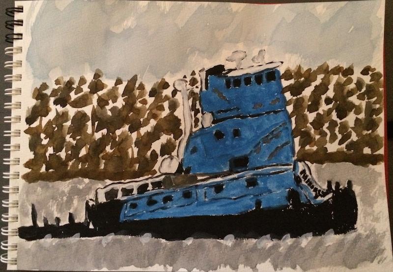 Blue Tug