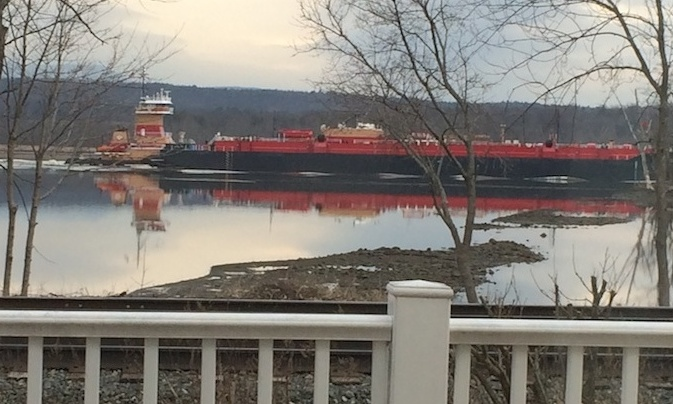 Red Tanker