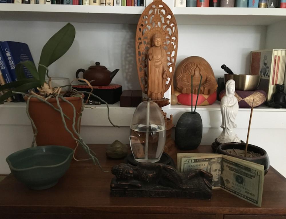 Money & Spiritual Practice – Part 1